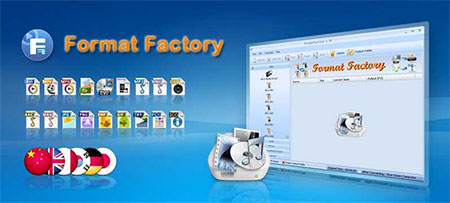 Panduan Convert Video dengan Format Factory