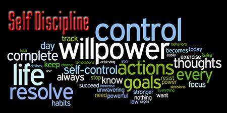 Disiplin Diri awal Kesuksesan