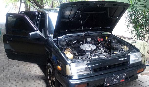 Mobil Bekas Suzuki Forsa Glx 88 Pertama Saya