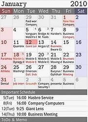 Program untuk manajemen waktu